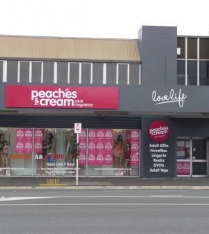 Peaches and Cream Retail Store New Zealand