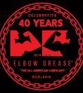 40th anniversary round logo