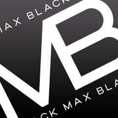 MAX BLACK LOGO