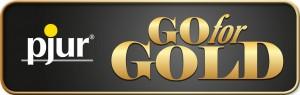 Pjur Go For Gold