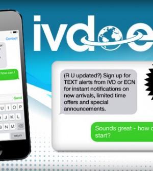 ECN text messaging