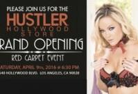 hustler grand opening