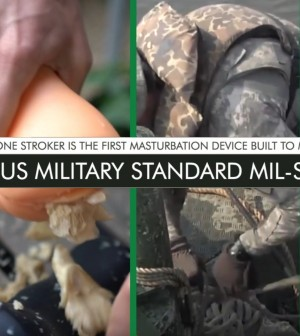 Lifetime Silicone Stroker Military 1