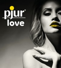 new pjur love logo