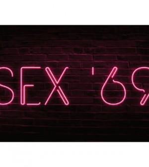 Sex '69 Invitation frontsq