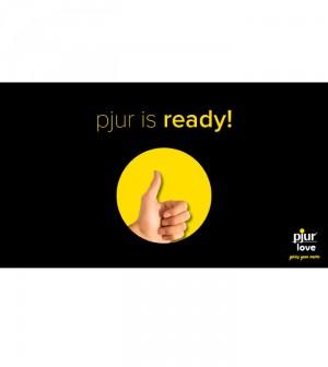 Pjur-is-ready